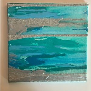 Painting - Ocean Rose